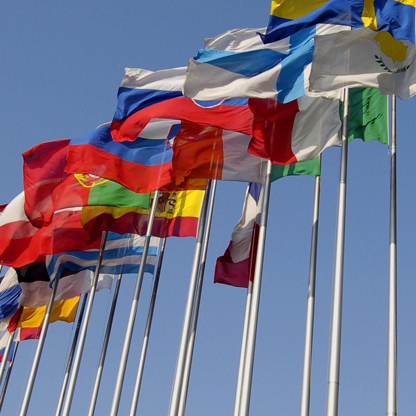 Dekoflaggen