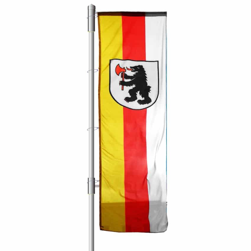 Gemeindeflaggen